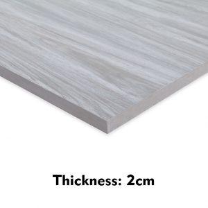 grey wood look tile