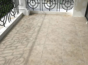Inkjet rustic tile serior of decorative tile with pattern