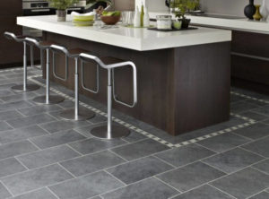 Rustic porcelain material cement floor tiles living room