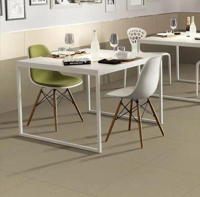 homogeneous ceramic tile