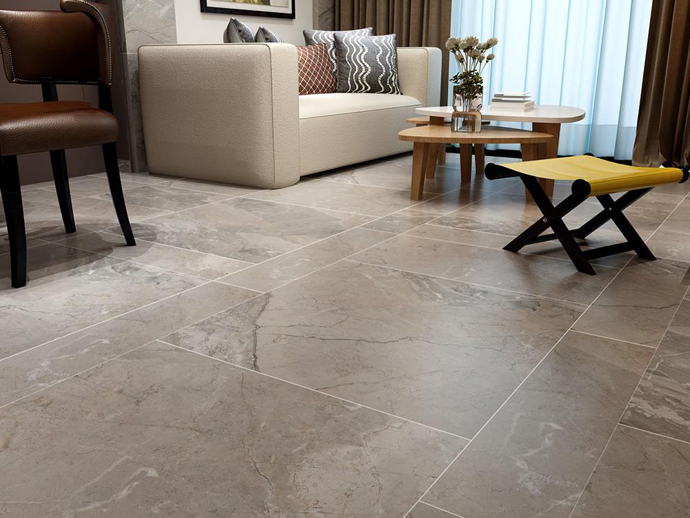 full body marble look tile