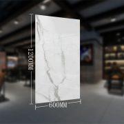 1200x600mm slim tile