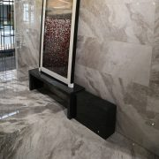 Extra Large Marble Bathroom Floor Tiles